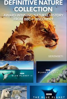 discovery plus - Stream TV Shows Guide preview screenshot
