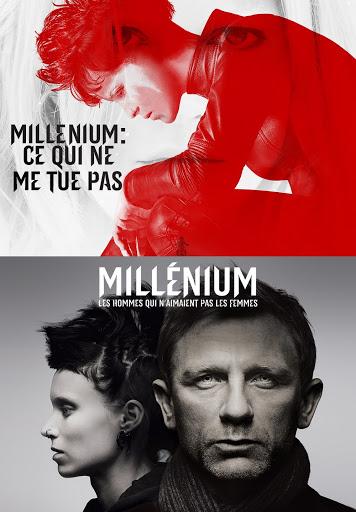 Ce Qui Ne Me Tue Pas : Collection, Millenium, Films:, Hommes, N'aimaient, Femmes, الأفلام, على, Google