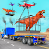 Farm Animal Cargo Truck Transport Simulation 2021 Game icon