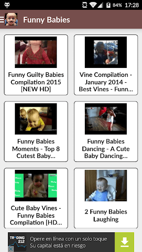 Cute Babies Dancing Videos Free Download : babies, dancing, videos, download, Download, Funny, Videos, Android, STEPrimo.com