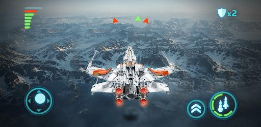 HAWK: Avion shoot em up captures d'écran