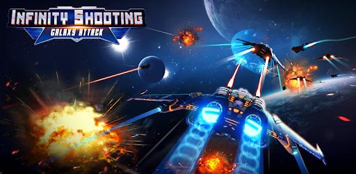 Infinite Shooting: Galaxy War captures d'écran