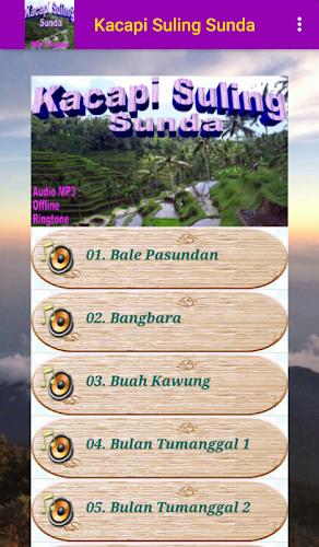 Nada Dering Suling Sunda : dering, suling, sunda, Unduh, Kacapi, Suling, Sunda, Audio, Offline, Ringtone, Versi, Terbaru, Untuk, Android