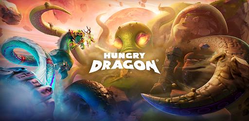 Hungry Dragon captures d'écran