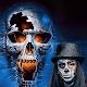 Skeleton(Skull) Photo Frame for PC