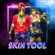 FFF: FF Skin Tool, Elite pass Bundles, Emote, skin for PC
