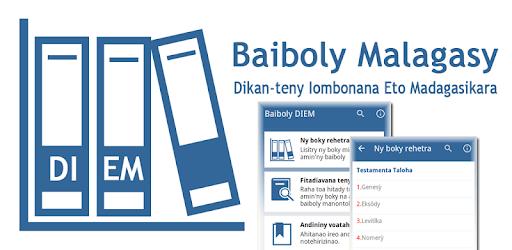Baiboly Malagasy DIEM captures d'écran