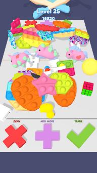 Fidget Trading 3D - Fidget Toys Capturas de pantalla
