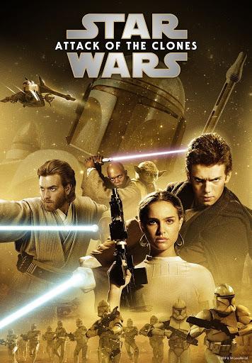 Star Wars, épisode Ii : L'attaque Des Clones : wars,, épisode, l'attaque, clones, Wars:, Attack, Clones, Movies, Google