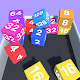 Chain Cube : 2048 3D Cube Merge - Jelly 2048 for PC