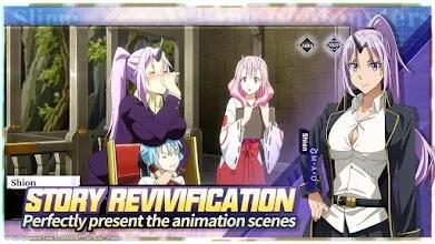"""Rimuru masuk ke dalam mode """"tidur"""" dan tubuhnya di ambil alih oleh. Tensura King Of Monsters Apps On Google Play"""