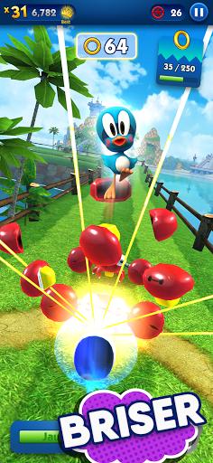 Jeux De Course A Pied : course, Sonic, Course