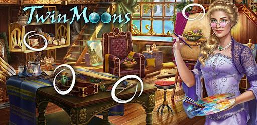 Twin Moons : Jeu de recherche d'objets captures d'écran