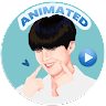 telecharger Animated BTS Stickers for WAStickerApps apk