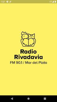 Radio Rivadavia Mar del Plata Capturas de pantalla
