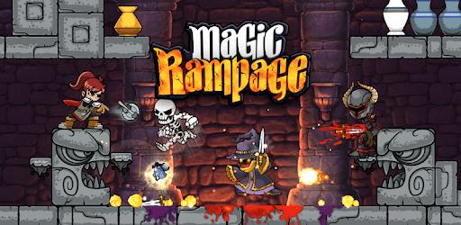 Magic Rampage captures d'écran