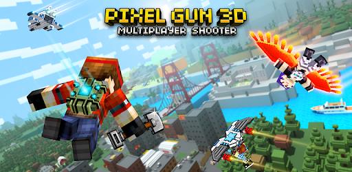 Pixel Gun 3D: FPS Shooter & Battle Royale captures d'écran