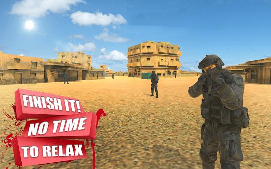 Survival Shooter Capturas de pantalla