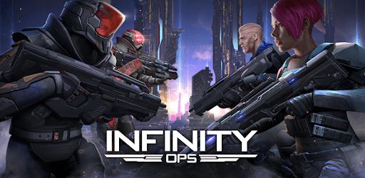 Infinity Ops: Online FPS captures d'écran
