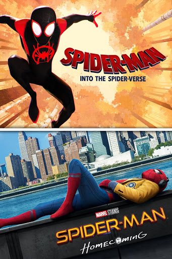 Spiderman Google Drive : spiderman, google, drive, Spider-Man:, Spider-Verse, Homecoming, Flieks, Google