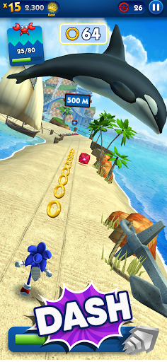 Game Apa Yang Paling Burik : paling, burik, Sonic, Endless, Running, Racing, Aplikasi, Google