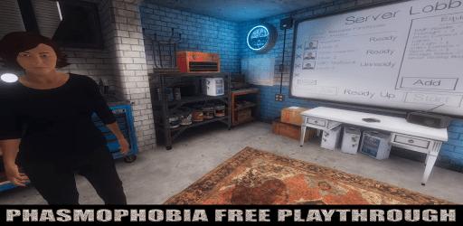 Phasmophobia Trickster captures d'écran