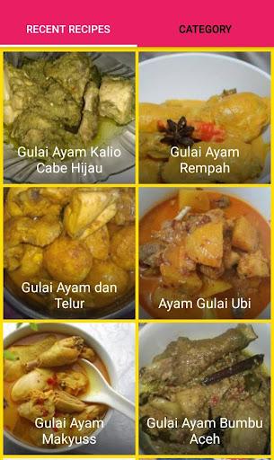 Resep Gulai Ayam Spesial : resep, gulai, spesial, Download, Resep, Gulai, Istimewa, Android, STEPrimo.com