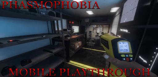 Phasmophobia Free Playthrough captures d'écran