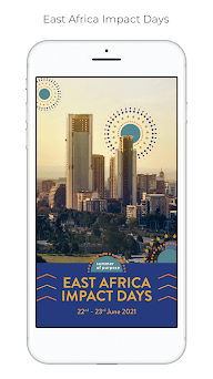 East Africa Impact Days Capturas de pantalla