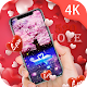 4K Live Wallpapers - Love、HD for PC