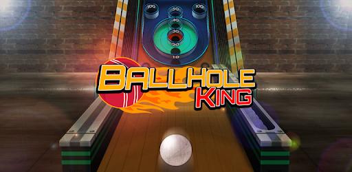 Ball Hole Roi captures d'écran