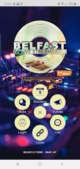 Belfast Dj Studio Capturas de pantalla