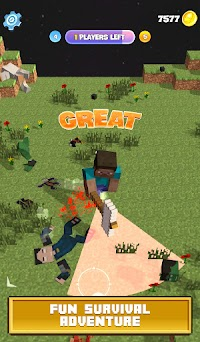 Craftsman Smasher.io - Mastercraft Survival Capturas de pantalla