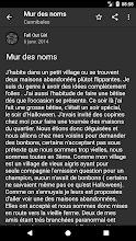Histoire D Horreur A Raconter : histoire, horreur, raconter, Histoires, D'horreur, Applications, Google