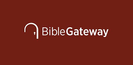 Bible Gateway captures d'écran