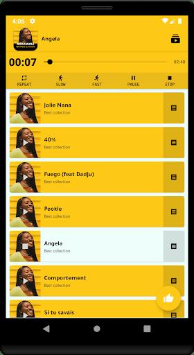 Aya Nakamura Jolie Nana Lyrics : nakamura, jolie, lyrics, Nakamura, Songs, Lyrics, Offline, Version, Download, Android, APKtume.com