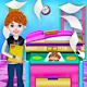 Printer Cash Register Cashier Games for Girls for PC
