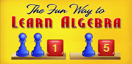 The Fun Way to Learn Algebra captures d'écran
