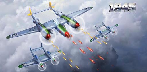 1945 Air Force - Jeux d'avion captures d'écran