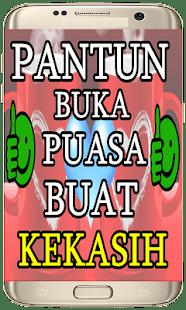 Pantun Ramadhan Lucu : pantun, ramadhan, Pantun, Ucapan, Ramadhan, Terbaru, Pacar, Programu, Zilizo, Kwenye, Google