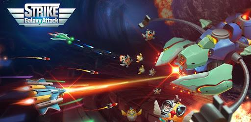 Galaxy Attack: Robot Transform Chicken Shooter captures d'écran