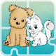 Kitty and Puppy Puzzle for PC