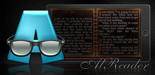 AlReader -any text book reader captures d'écran