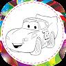 telecharger Coloring Cars McQueen apk