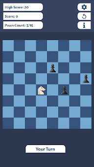 Knight vs Pawns preview screenshot