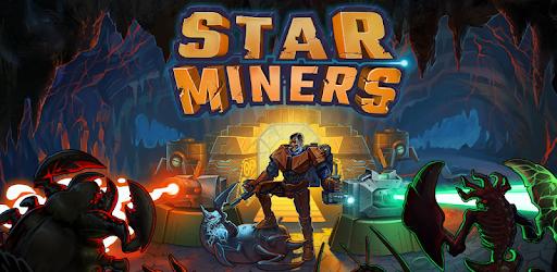 Star Miners (Hero-TD Sci-fi Game) captures d'écran