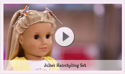 Doll Hair & Care Play At American Girl