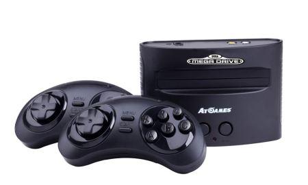 Sega Mega Drive Slassic