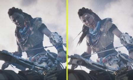 Horizon Zero Dawn PS4Pro vs PC