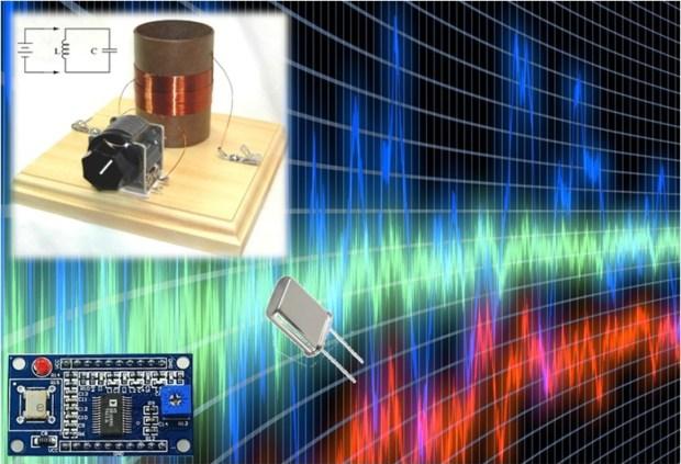 creating radio signals